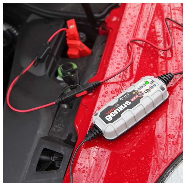 G3500 NOCO G3500 6V & 12V 3.5A UltraSafe Battery Charger and Maintainer 7