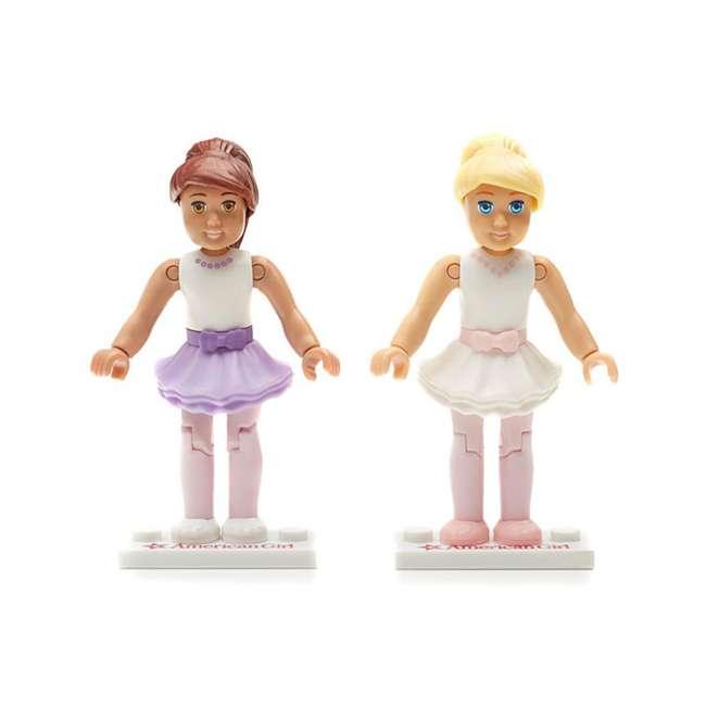 DPK86 Mattel Mega Bloks American Girl Isabelle's Ballet Recital Set 3