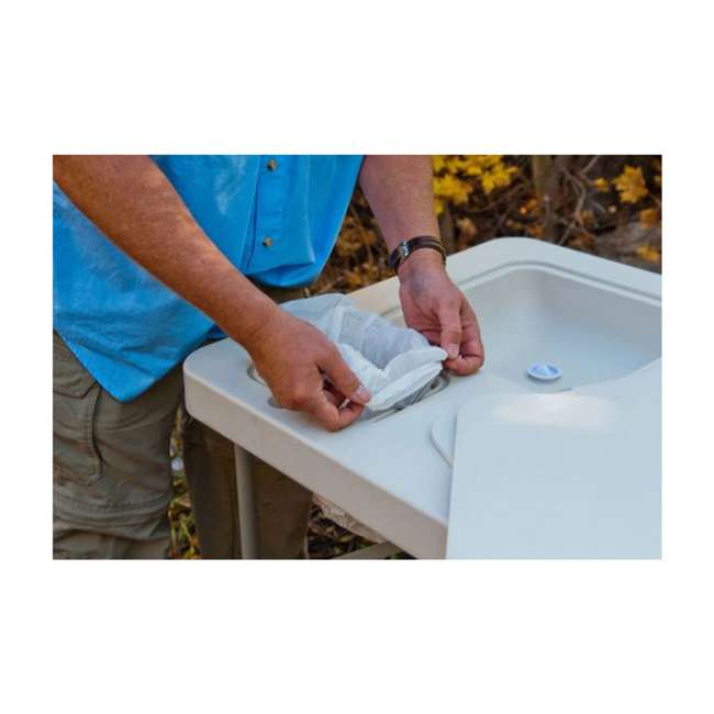 CCC-322 Coldcreek Outfitters Outdoor Washing Table and Sink for Camping, Fishing 5