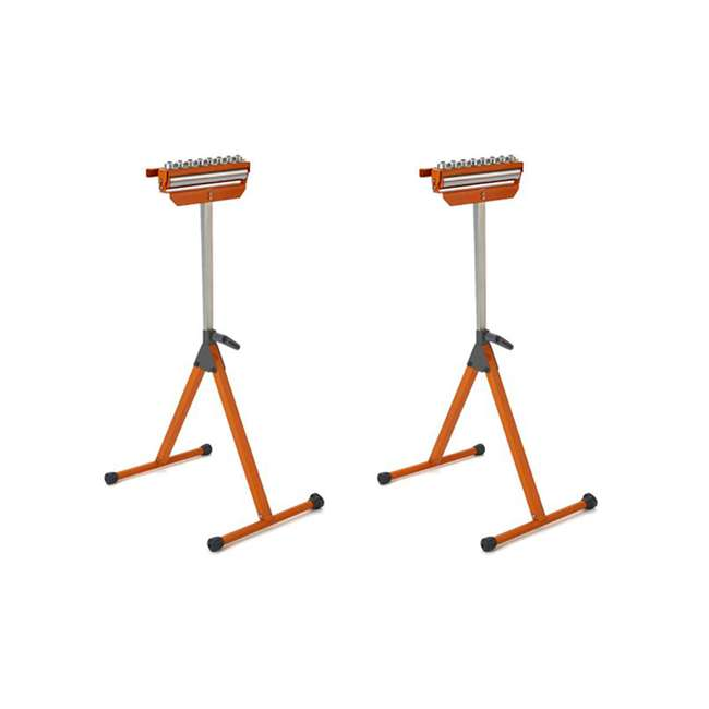 PM-5093 Bora Tool PM5093 11.25-Inch Pedestal Roller Workbench (2 Pack)