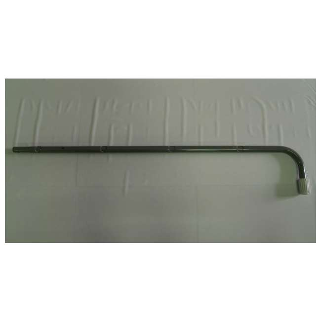 J-Shaped-Side-Leg-A-12641AA Intex 12641A, J-Shaped Side Leg (A) for 48in Grey Ladder (New Without Box)