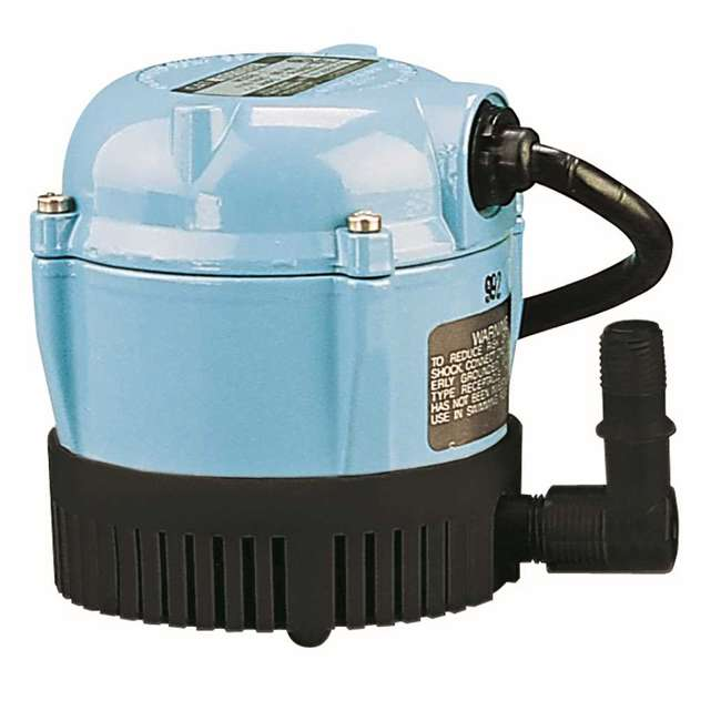 LG-500500 Little Giant 1-AA-18 170 GPH 1/200 HP Direct Drive Pump (Open Box)