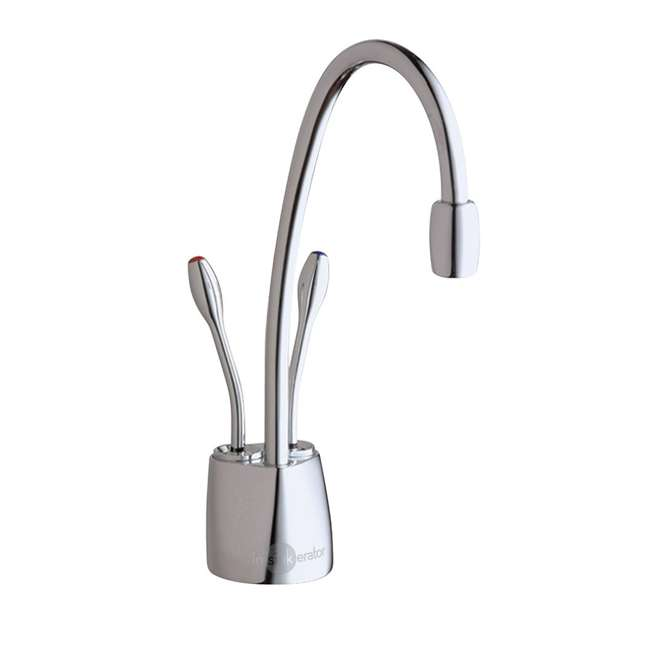 F-HC1100BC-U-A InSinkErator Instant Hot & Cold Water Faucet Dispenser, Brushed Chrome(Open Box)
