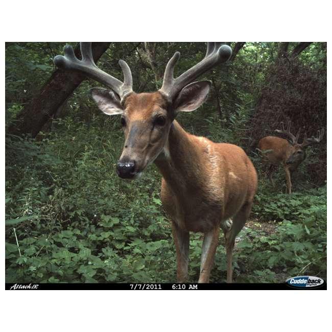 ATTACK-IR-1156 Cuddeback Attack IR 1156 5 MP Digital Infrared Hunting Trail Game Cameras (Pair) 5