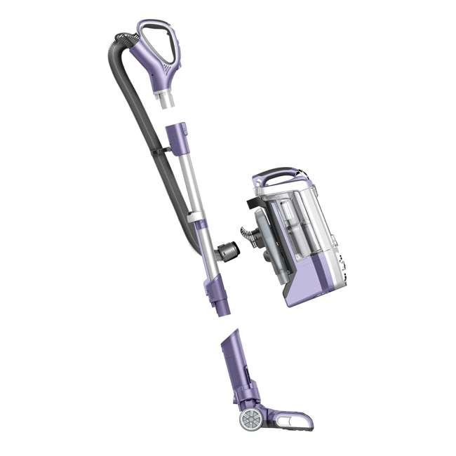 NV751_EGB-LV-RB Shark Rotator Powered Lift-Away Upright Vacuum, Lilac (Certified Refurbished) 6
