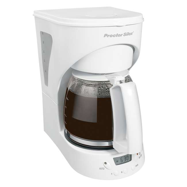 43571Y Proctor Silex 12-cup Automatic Coffee Maker | 43571Y 1