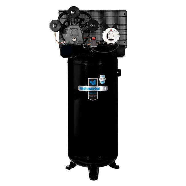 Industrial Air 60-Gallon Single-Stage Air Compressor