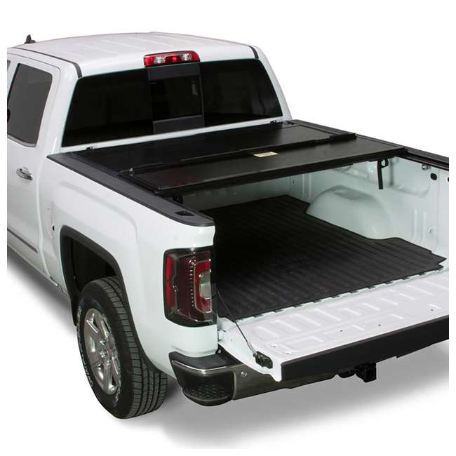 226120-BAK-OB Bak Industries Hard Roll Up Tonneau Truck Bed Cover for 2014-2018 GMC Sierra 3