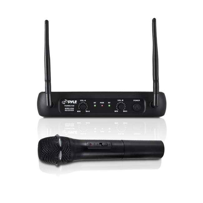 PDWM2145 Pyle Pro PDWM2145 VHF Wireless Microphone System 2