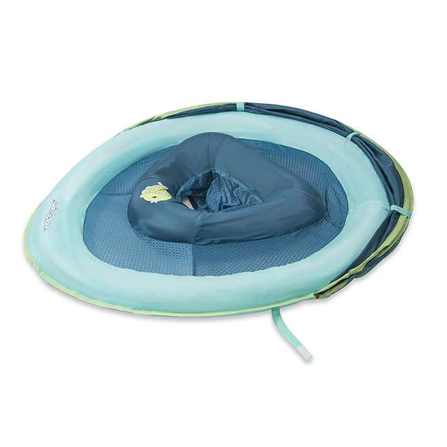 SSP10152 Aqua Leisure SwimSchool 6 to 24 Months BabyBoat, Aqua 1