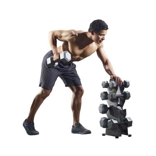 Gold S Weight Rack: Gold's Gym Steel Dumbbell Rack : WGGDBR12