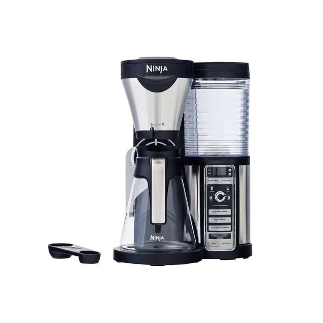 CF080_EGB-RB-U-B Ninja  Coffee Bar Machine Drip Maker with Carafe  (Certified Refurbished) (Used) 8