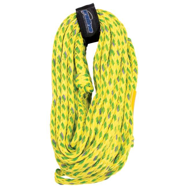 86014034-CON CWB Connelly 60-Foot 5/8-Inch 4-Rider Tube Rope, Volt Green