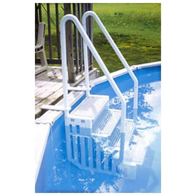 STEP-1 Confer STEP-1 Above Ground Pool Ladder System Entry 1