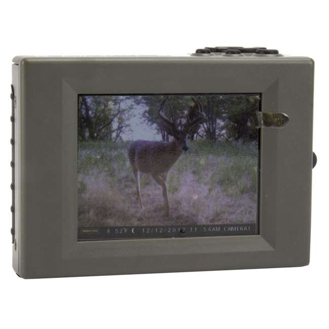 VWR-SD Moultrie Hand Held Digital Picture Viewer 2.8-Inch Lcd SD