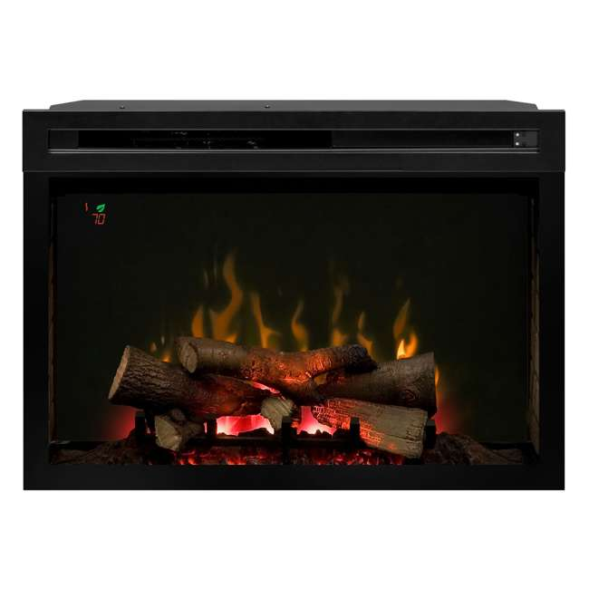 PF3033HL-OB Dimplex Fire XD Multicolor 33-Inch Electric Log Firebox(Open Box) 5