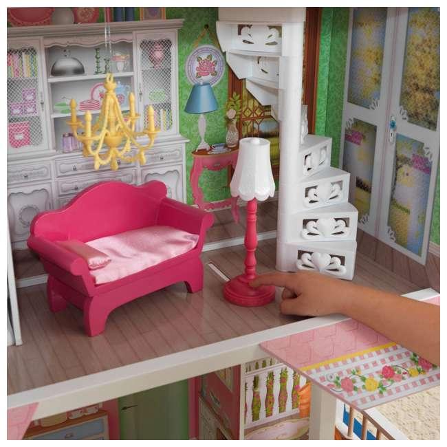 65851 KidKraft Sweet Savannah Dollhouse 4