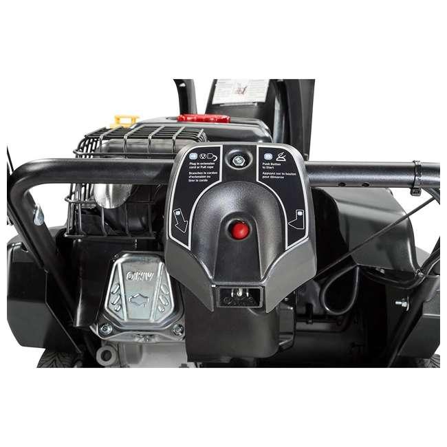 "1696715 Briggs & Stratton 22"" 208cc Electric Start Gas Snow Thrower (2 Pack) 4"
