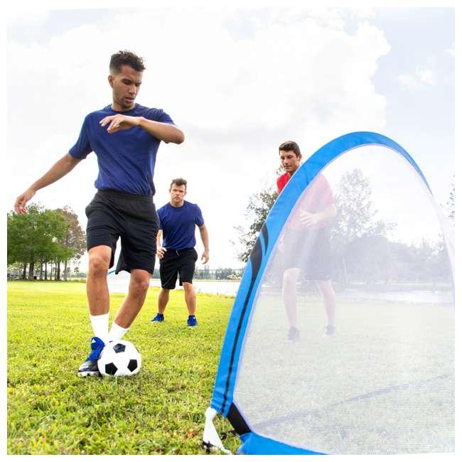 SO200Y19003 Training Equipment Pair of 6 Foot Soccer Goals 6