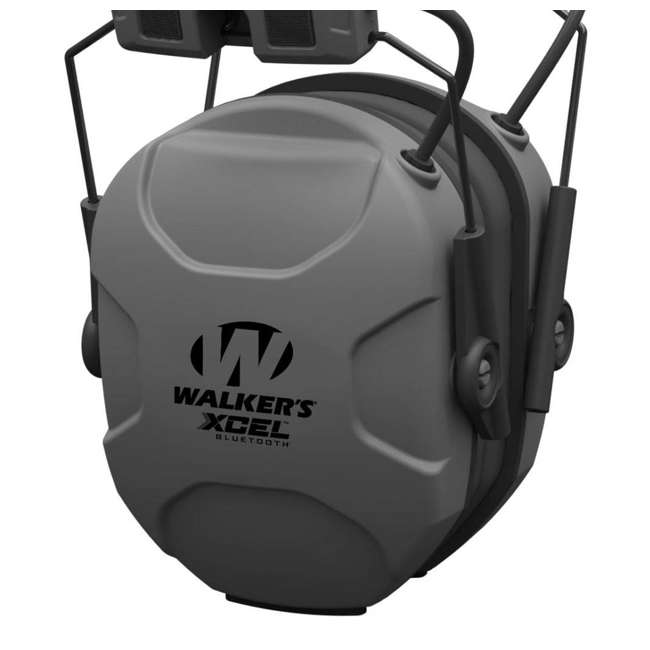 GWP-XSEM-BT Walker's XCEL 500BT Digital Active Shooting Hearing Protection Muff 1