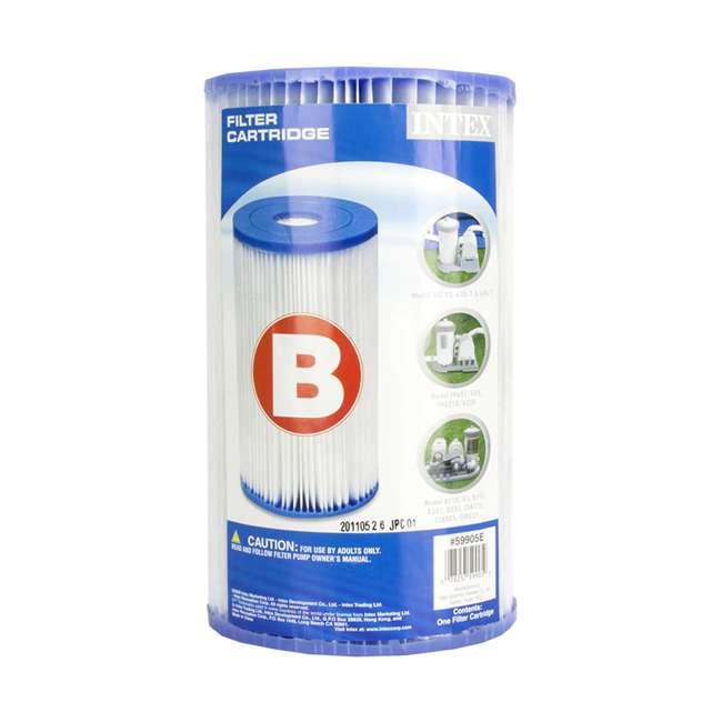 8720 + 3 x 29005E Hydrotools Chlorine Dispenser & Filter Pump (3 Pack) 6