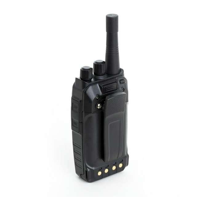 BR200-U-B Midland BizTalk 16 Ch. 2 Way Handheld Walkie Talkie Business Band Radio (Used) 1