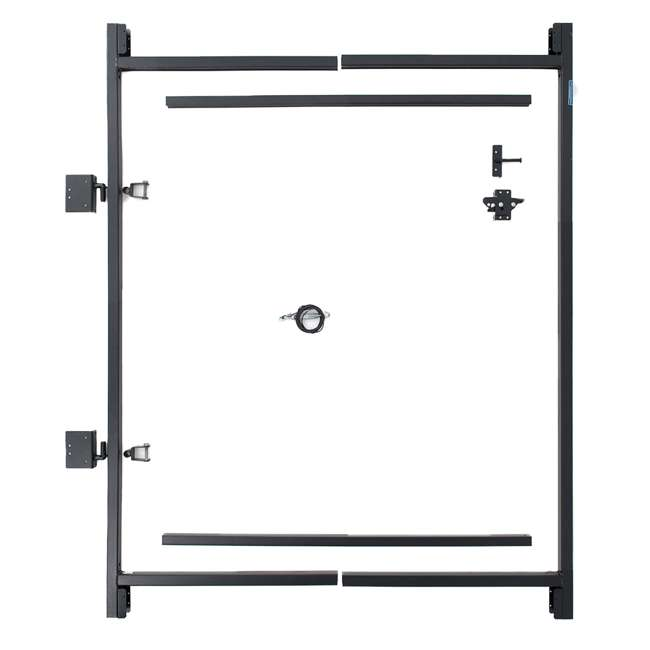 """3 x AG36-U-A Adjust-A-Gate Steel Frame 36""""-60"""" Wide Opening Up To 5' High (Open Box) (3 Pack)"""