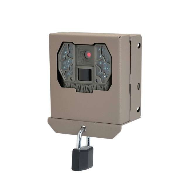 4 x STC-BBZX Stealth Cam BBZX Security Box for Game Cameras, 4 Pack 1