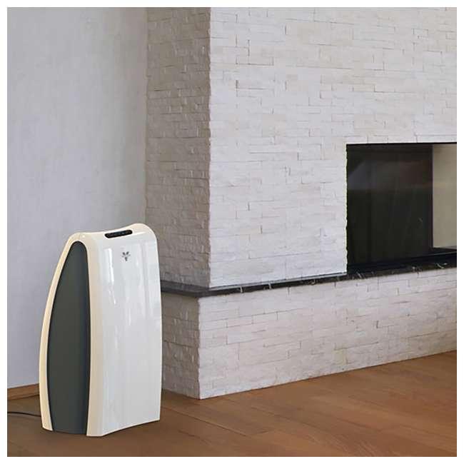 AC550 Vornado True HEPA Filter Whole Room Air Purifier, White