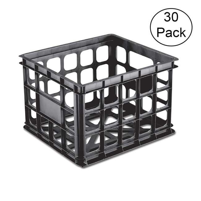 30 x 16929006 Sterilite  Storage Box Crate   16929006  (30 Pack)