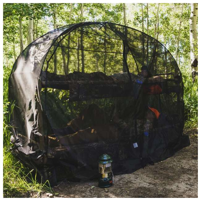 19810 Disc-O-Bed Mosquito Net and Frame (2 Pack) 10