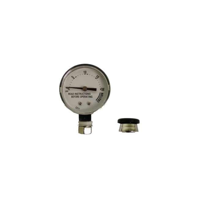 01755 Presto 01755 16 Quart Aluminum Pressure Canner Cooker 4