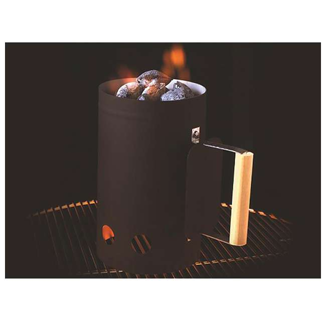 BOPA-24143 Bull 24143 Electric Chimney Barbecue Grill Lighter Starter 1