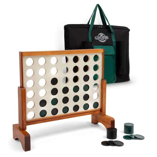 LG100Y19032 Lancaster Gaming Company 3 Foot 4 In A Row Outdoor Game
