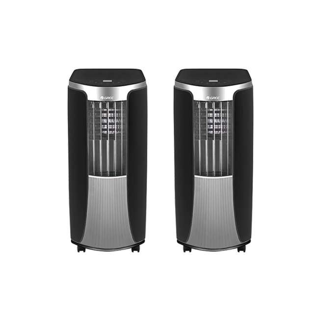 G1712PACSW_EGB-RB Gree Air Conditioner (2 Pack) (Certified Refurbished)
