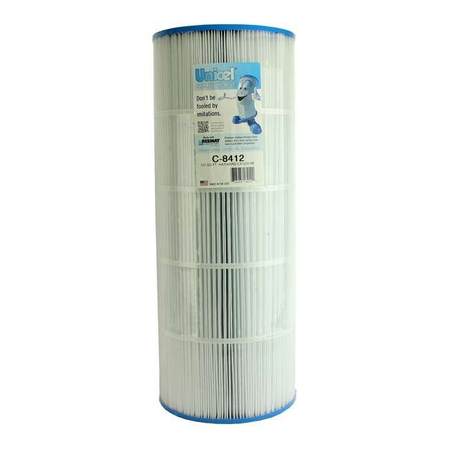 6 x C8412 Unicel C-8412 Replacement Pool Filter Cartridge (6 Pack) 4
