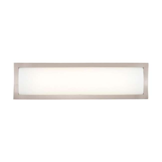 3 x PLC-F353036U Philips Forecast 24W 277V Rene Bathroom Wall Light, Satin Nickel Finish (3 Pack) 1