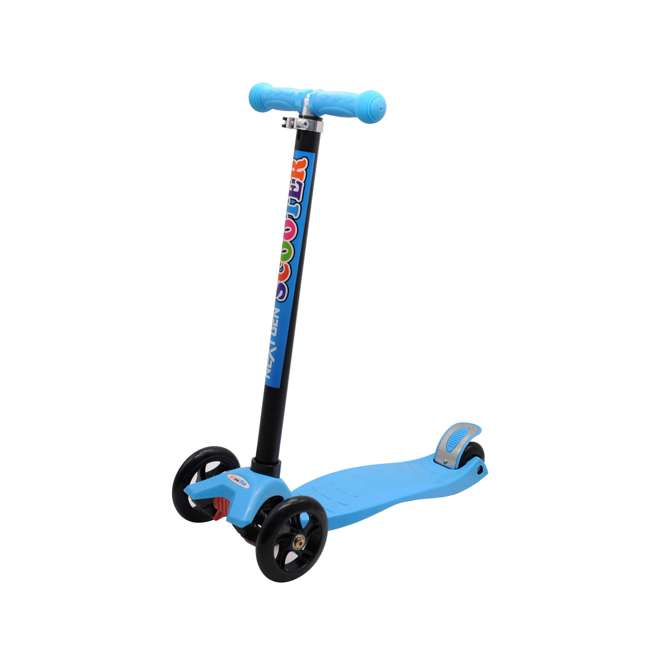 101-NXT-U-A NextGen Scooters 3 Wheeled Beginners Kids Ride On Kick Scooter, Blue (Open Box)