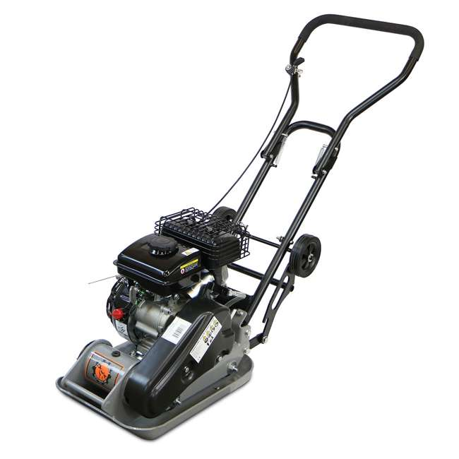 DHT-104950-U-C Dirty Hand Tools 1850 lb Compaction Force Vibratory Plate Compactor (For Parts)