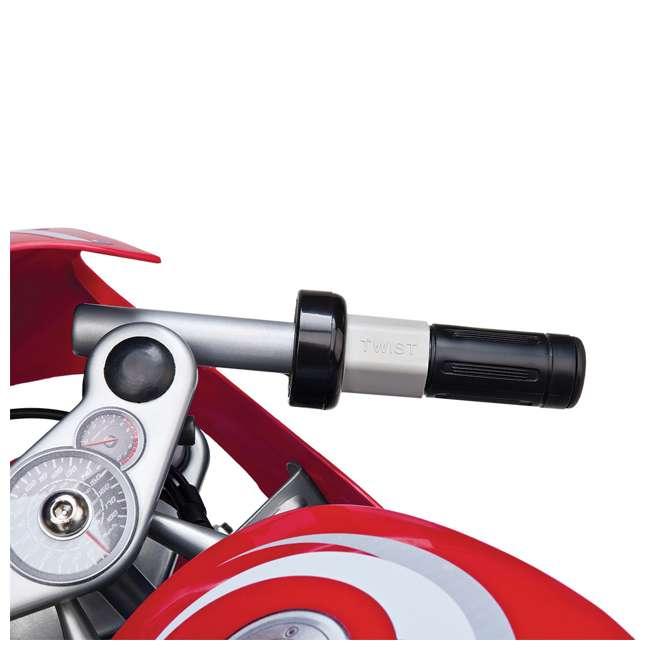 Razor Pr200 Pocket Rocket Mini Electric Bike Red New Sealed Box
