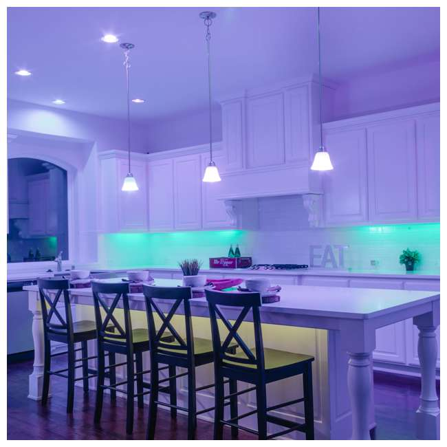 4 x SYL-71932 Sylvania Lightify LED Smart Light Gateway and Bulb Kit  (4 Pack) 2