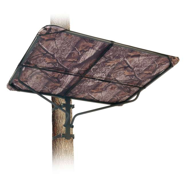 BDUSC-040 Big Dog Hunting BDUSC-040 Ladder Stand Accessory Universal Roof Kit, Camouflage