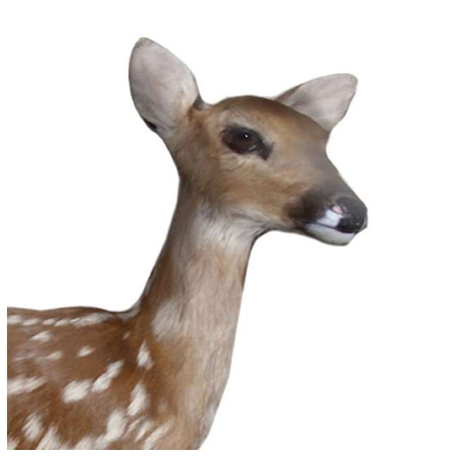 PRM-62703-U-B Primos Hunting Frantic Fawn Standing Motion Whitetail Deer Decoy (Used) 1