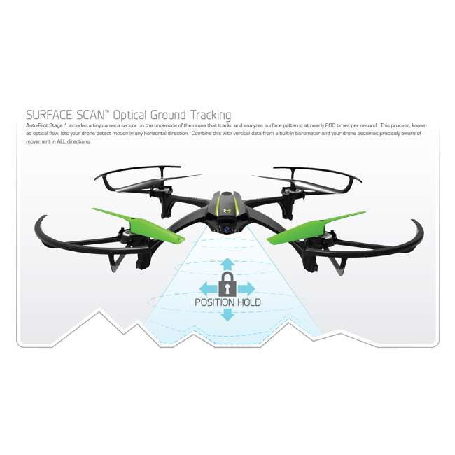 SKY-01848 + 2 x SKY-01846 Sky Viper Scout Live Streaming Video Drone & 2 Batteries 6