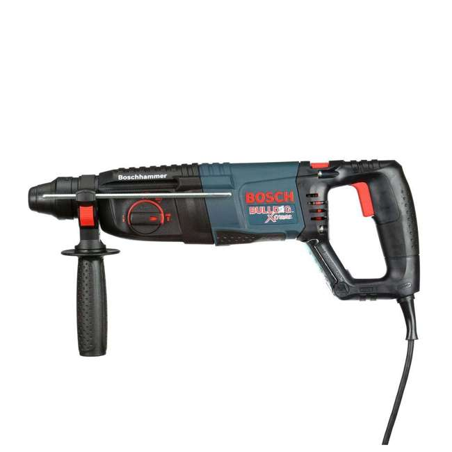 "11255VSR Bosch Bulldog Xtreme 1"" SDS-plus D-Handle Rotary Hammer (Refurbished, Open Box) 4"