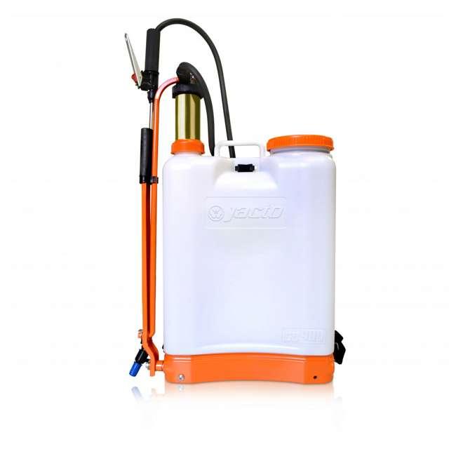 JACTO-1210801 Jacto CD400 Lightweight 4-Gallon Backpack Sprayer 5