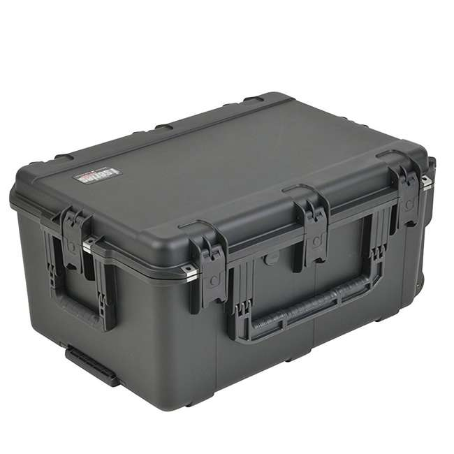 3i-2617-12BE SKB Cases Mil-Std Waterproof Utility Electronics Case (2 Pack) 1
