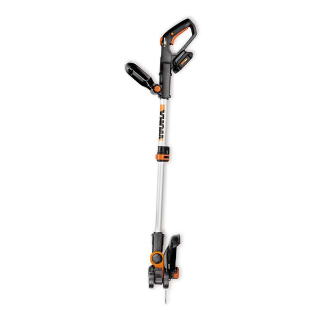 WG163.9 Worx WG163.9 12-Inch 20-Volt Lithium-Ion Trimmer & Edger (Tool Only) 2