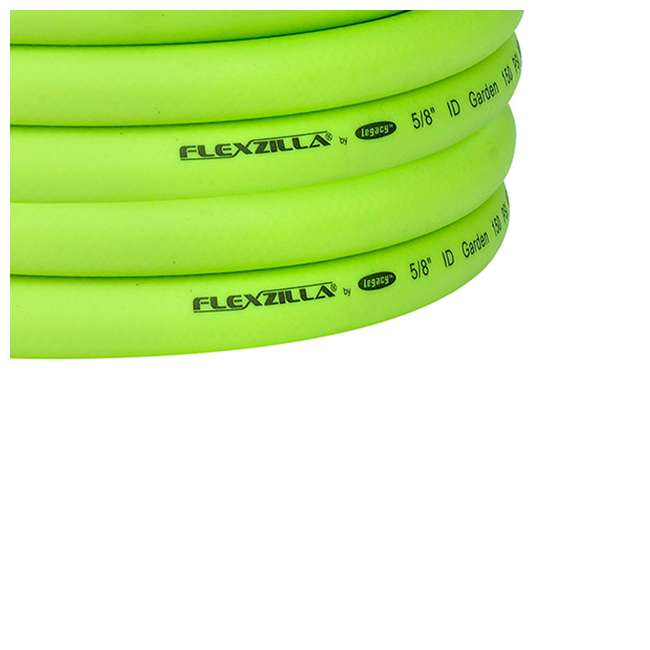 LEG-HFZG575YW Flexzilla Garden Drinking Water Hose, 5/8 Inch x 75 Feet (2 Pack) 5