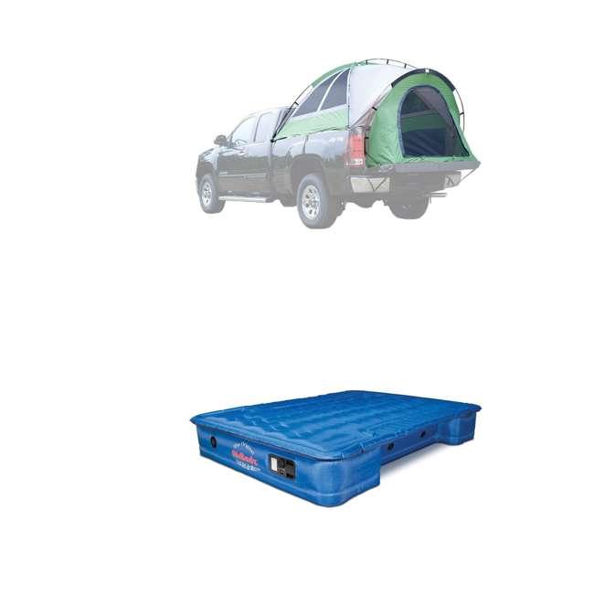 13100 + PPI 104 Napier BackRoadz 13100 SUV and Minivan Camping Tent w/ GreenAirBedz Truck Bed Air Mattresses